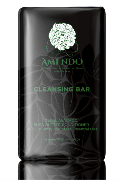 Ami Ndo Cleansing Bar for Oily and Combination Hair