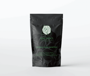 Ayurvedic Hair Growth Powder - Hair By Akoni