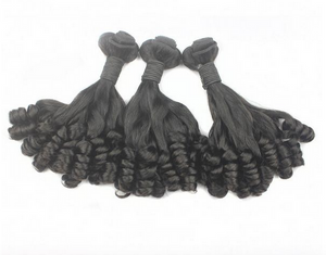 "ANTY FUNMI EGG CURL 10"" - Hair By Akoni"