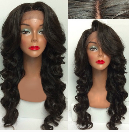 Loose Curl Full Lace Wig - Hair By Akoni
