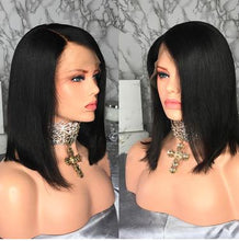 Straight Bob Full Lace Wig - Hair By Akoni