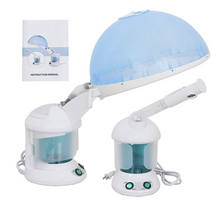 3 in 1 Hair Steamer & Face Steamer & Humidifier - Hair By Akoni