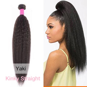 Kinky Straight - Hair By Akoni