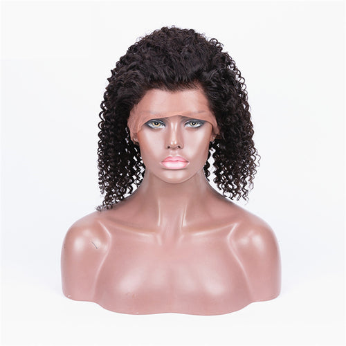 Kinky Curly  Bob Full Lace Wig - Hair By Akoni