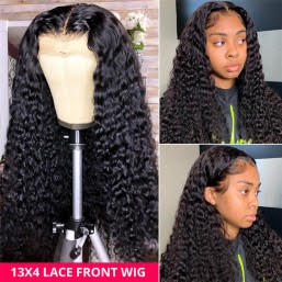 Jheri Curly Full Lace Wig - Hair By Akoni