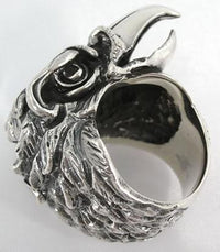 Eagle Rings-silverringsmens