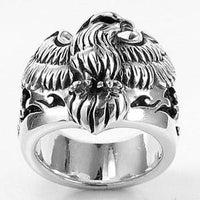 Silver Eagle Ring-silverringsmens