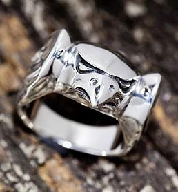 Silver Eagle Rings-silverringsmens