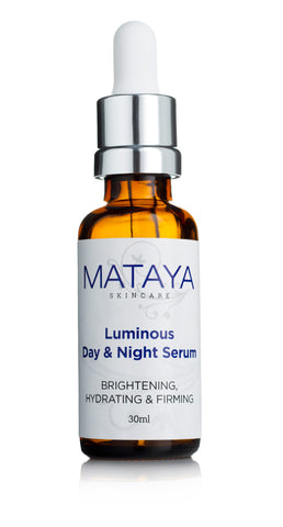 Mataya Skincare Luminous Day & Night Serum