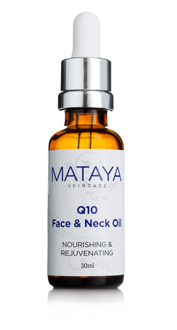 Mataya Skincare Q10 Face & Neck Oil