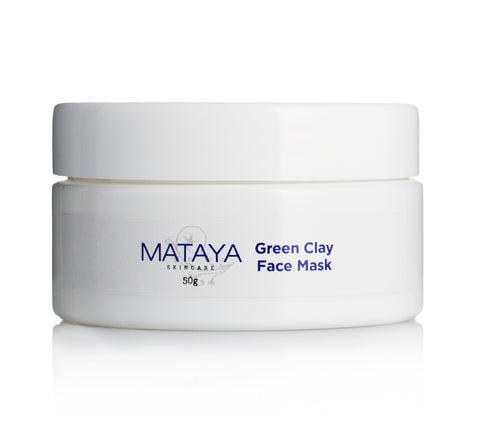Mataya Skincare Green Clay Face Mask