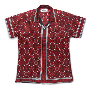 Ajrak Button down