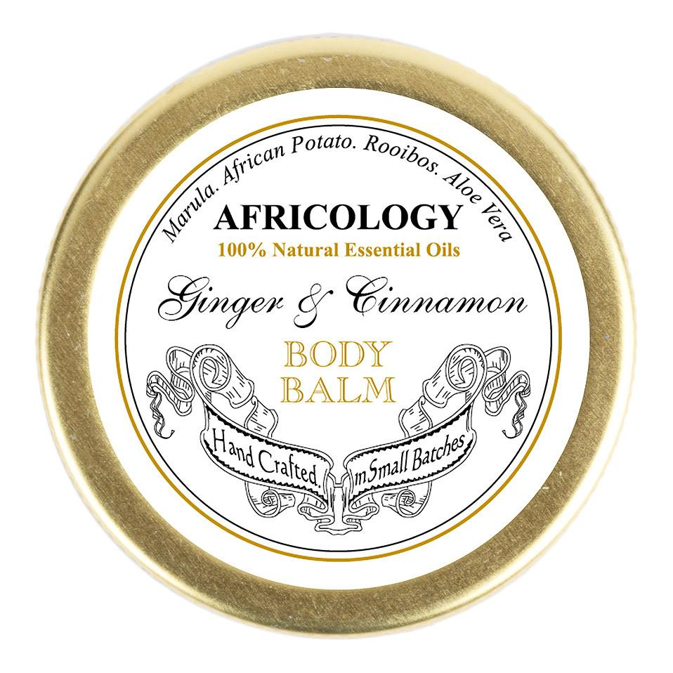 Ginger & Cinnamon Body Balm - Africology