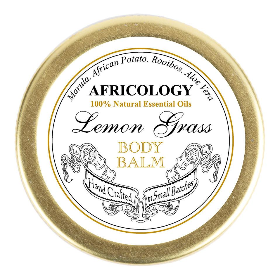Lemongrass Body Balm - Africology