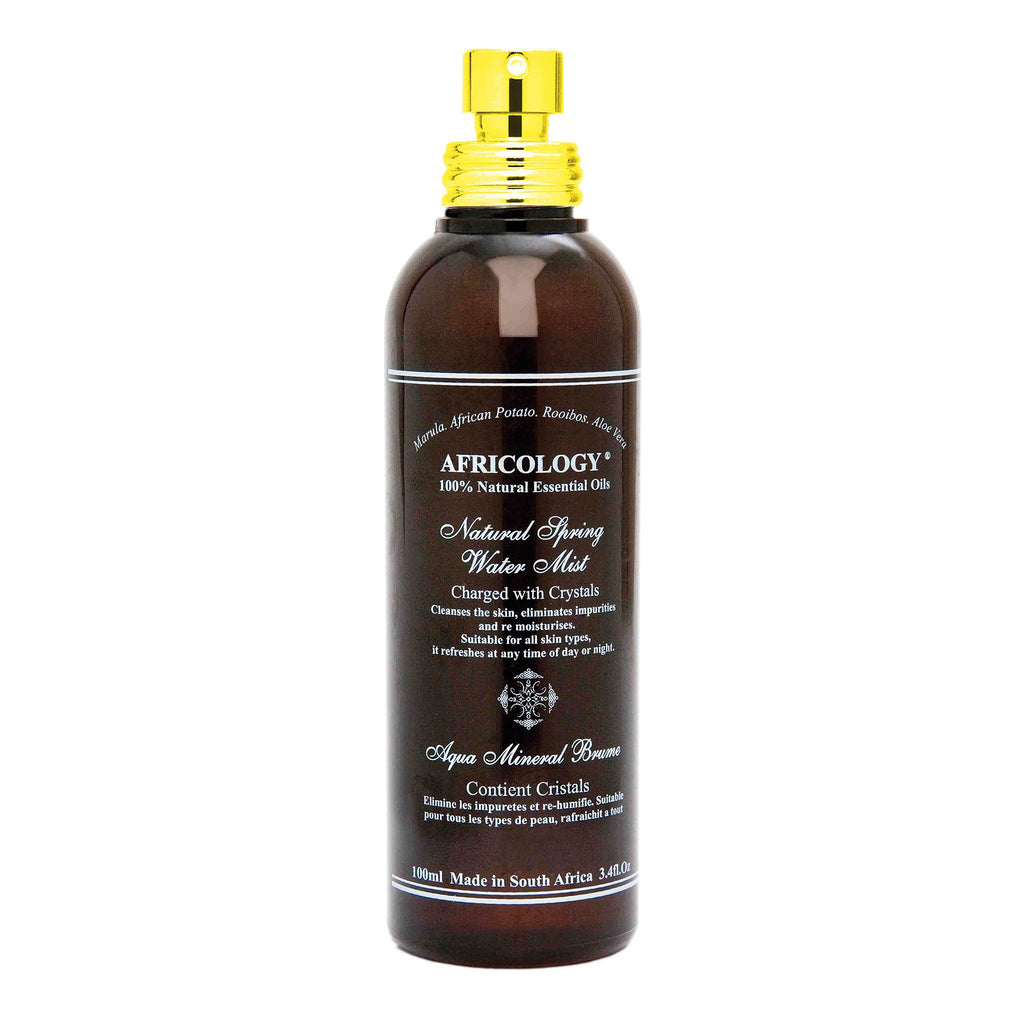 Vetiver Natural Spring Water Mist - Africology
