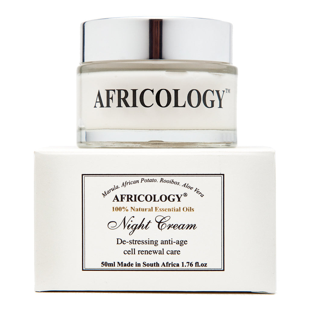 Night Cream - Africology