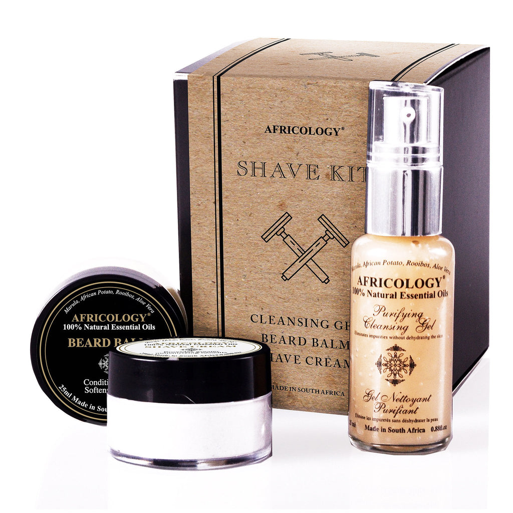 Shave Kit - Africology