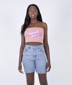 BB DOLLY TUBE TOP - PINK