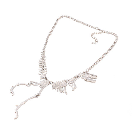 Alloy hollow  necklace earrings 2pcs set
