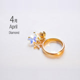 April Birthday birthstone