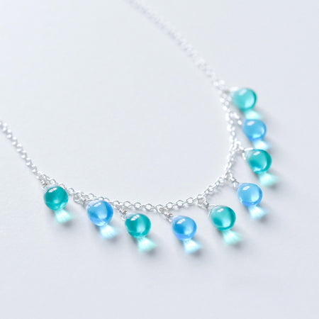 Aurora sugar necklace