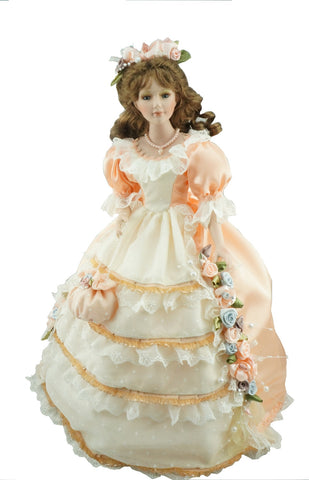 Music Box Home Collection Porcelain Bride