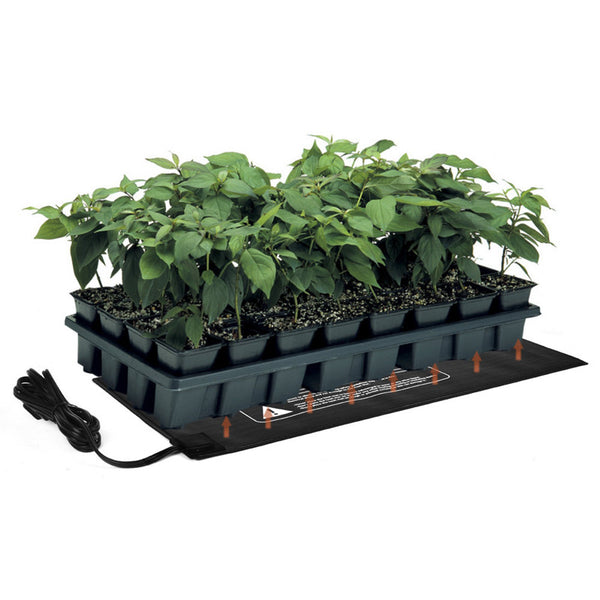 52X24cm PVC Waterproof Seedling Heat Mat Seed Starting Germination Mat