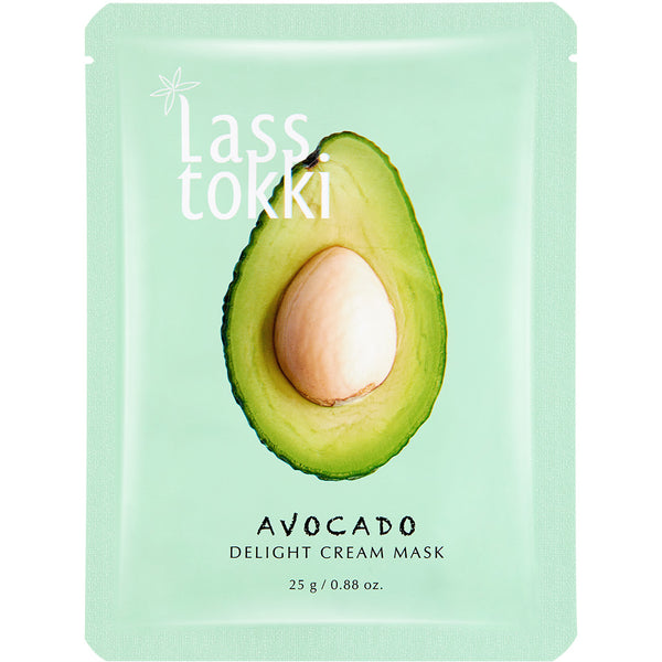 Lasstokki Avocado Delight Sheet mask