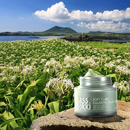 Lasstokki Soft Clay Clearing Mask Green