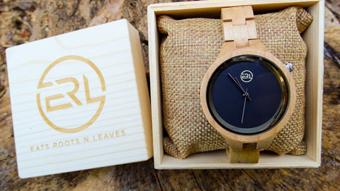 Minimalist Women's Watch Pine