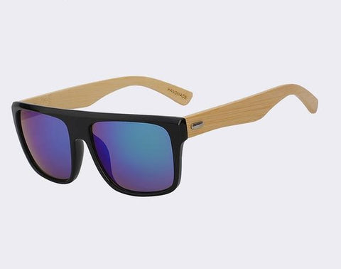 Bamboo Sunglasses Women Sun Glasses