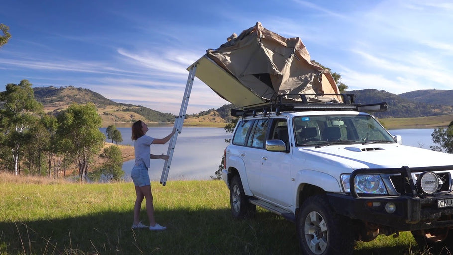HOW A ROOF-TOP TENT CHANGED THE WAY I CAMP