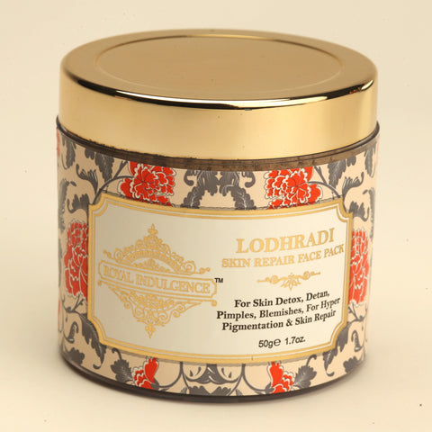 Royal Indulgence Lodhradi Detoxifying Mask