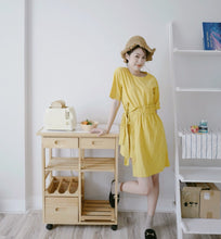 [Pre-Order 5-12 Days] Little Often 2018 Mustard Dress
