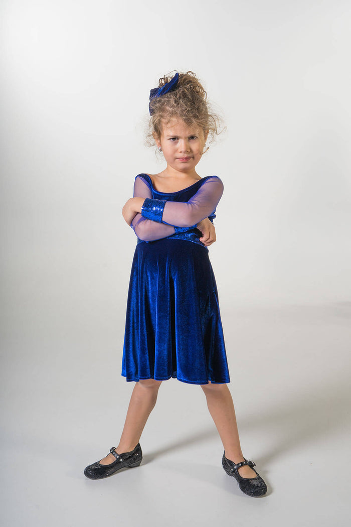 Twinning jurken voor feests - matching party dresses by Just Like Mommy 'z