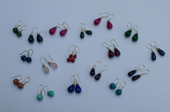 Rainbow Drops earrings I Mama & Me