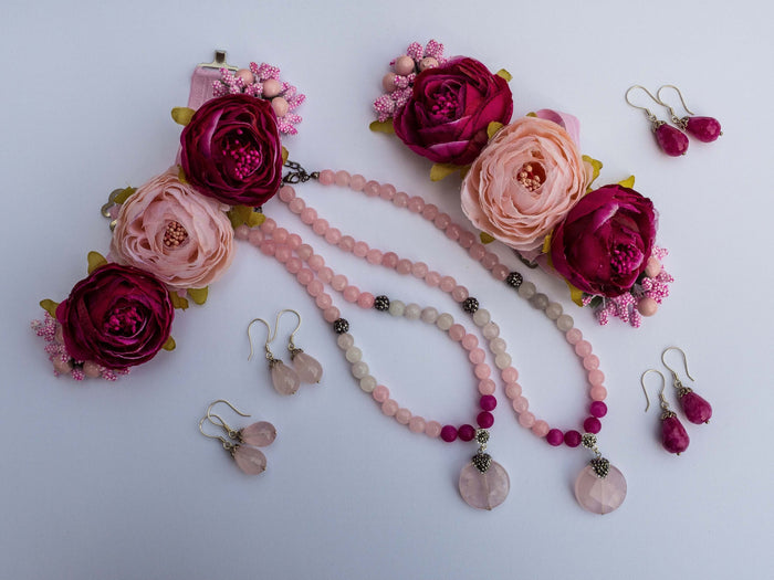 Lovely Roze necklace | Mama & Me