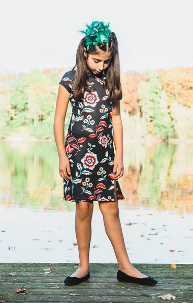 Moeder en dochter mini-me jurk - mama & me matching dresses by Just Like Mommy'z