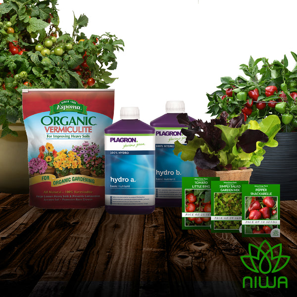Niwa Grow Pack (North America)