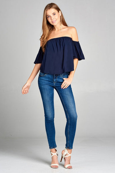 Off The Shoulder Dreamer Top