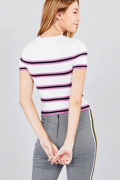 Possessive Sweater Top
