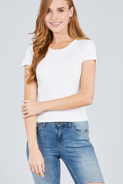 Simple Fashion Top