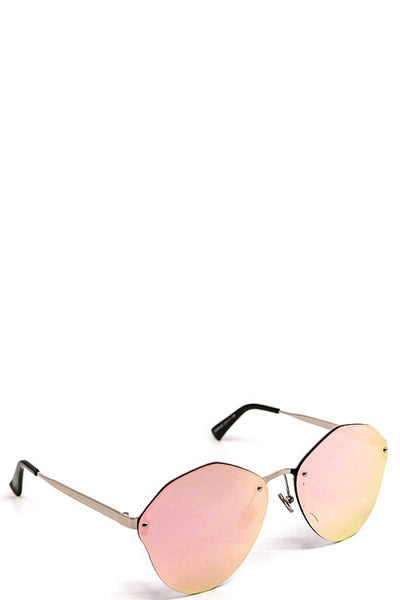 Princess Classy Framelsee Sunglasses