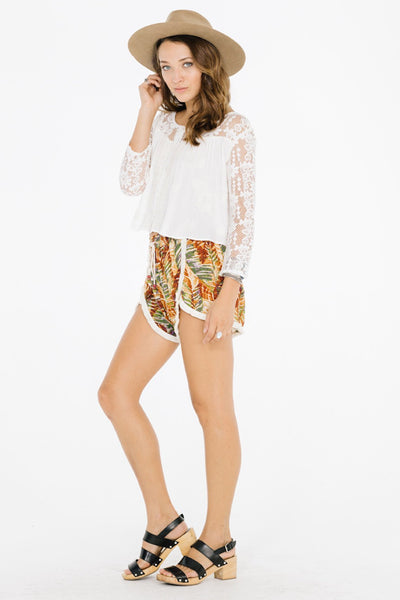 Grand Cayman Blouse