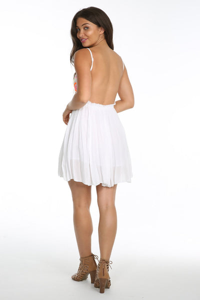 Sunset Canyon Backless Mini