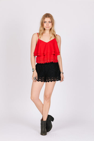 Lace Fever Top