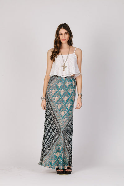 Blue Moon Skirt
