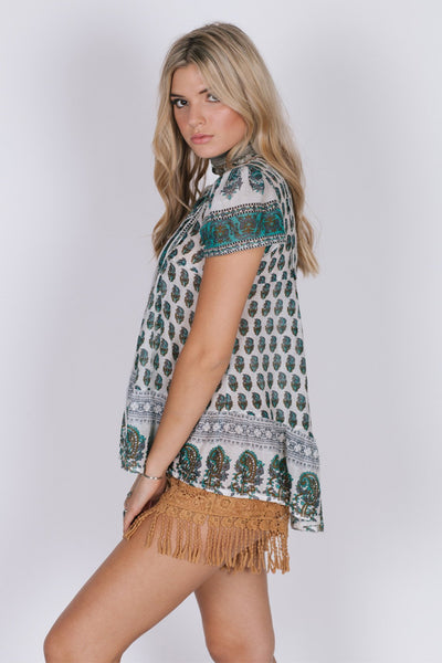 Nomad Dream Blouse