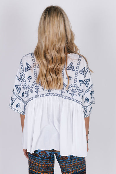Rise Of Dawn Blouse