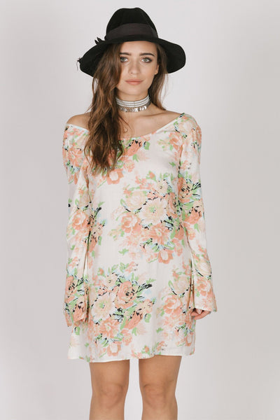 Garden Party Tunic Dress
